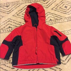 Lands End winter parka jacket, 12-18 months